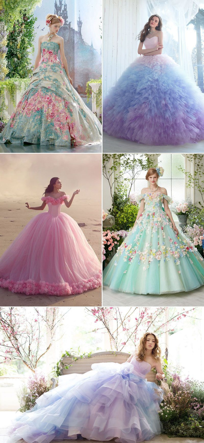 Pin von Christine Rodriguez auf romantic dresses | Pinterest ...
