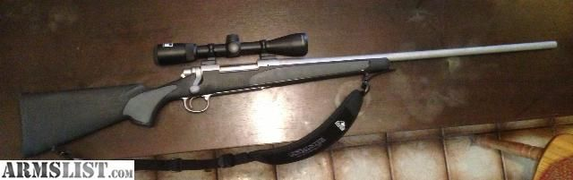Remington 700 sps stainless 300 win mag | Weapons | 300 win