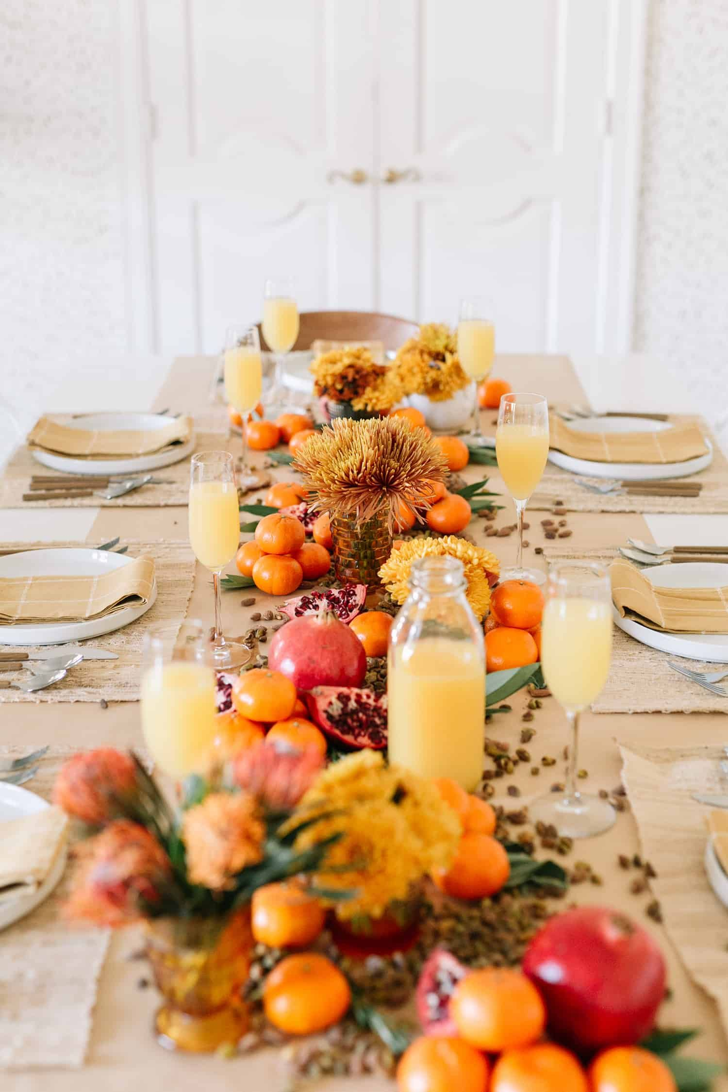How to Style an Edible Centerpiece Domestic