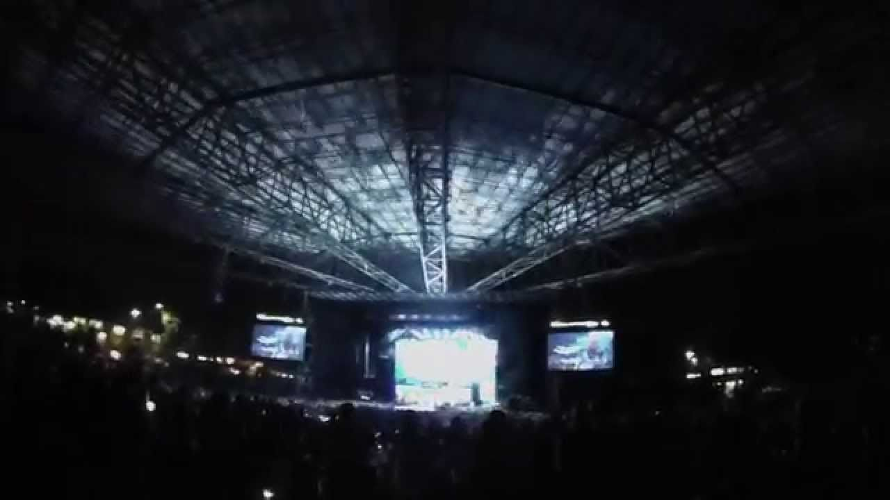 Zac Brown Band Live Concert