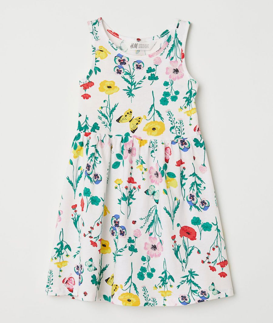 7 versatile spring dresses for girls: Dress them up for Easter or