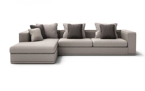 Huppe - Chelsea Left Side Chaise Sectional - L1016R/L1040L  sc 1 st  Pinterest : couch with chaise on left side - Sectionals, Sofas & Couches