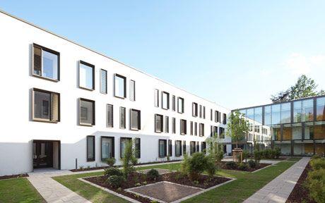 Architekten Ludwigshafen sander hofrichter architekten ludwigshafen architekten baunetz