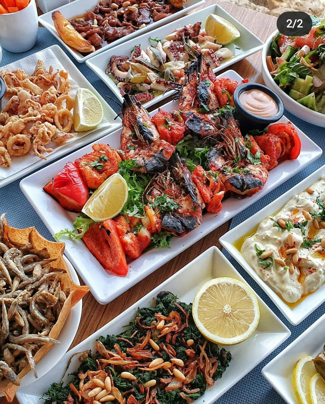 Pin by Nevine Zaky on Fish & seafood. New year's eve