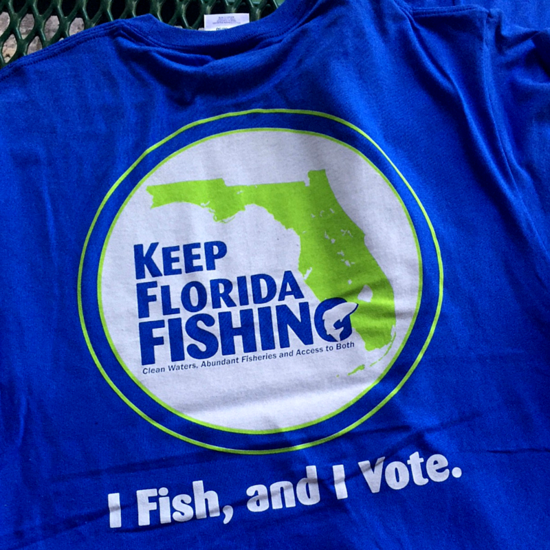 We're at Day 2 of the Our Florida Reefs meeting, speaking up against fishing closures in SE Florida. #KeepFLFishing