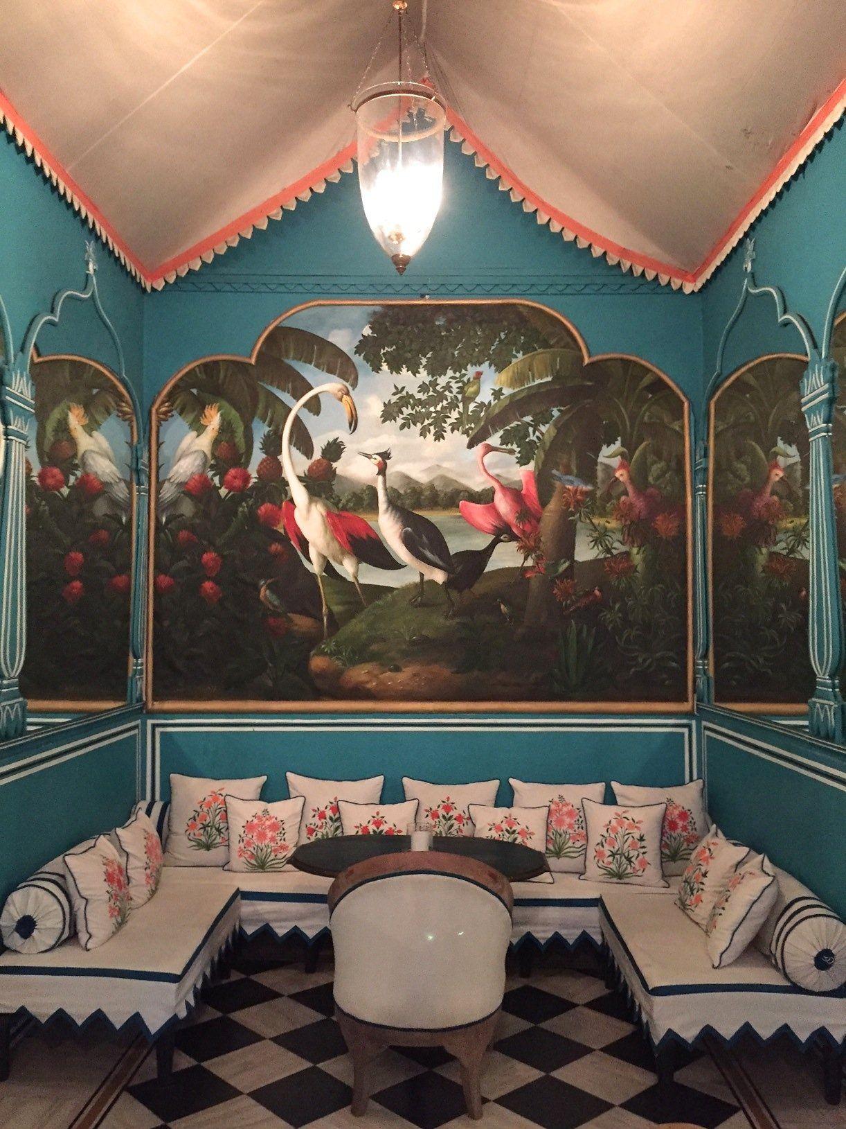 Caffé Palladio in Jaipur India