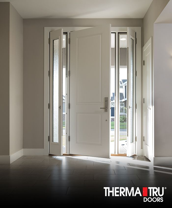 Therma Tru Smooth Star Fibergl Door