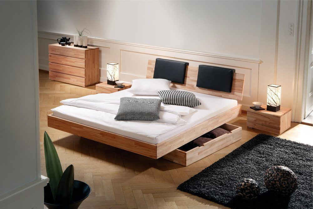 Hasena Woodline Solid Heartbeech Natural Oiled Real Leather