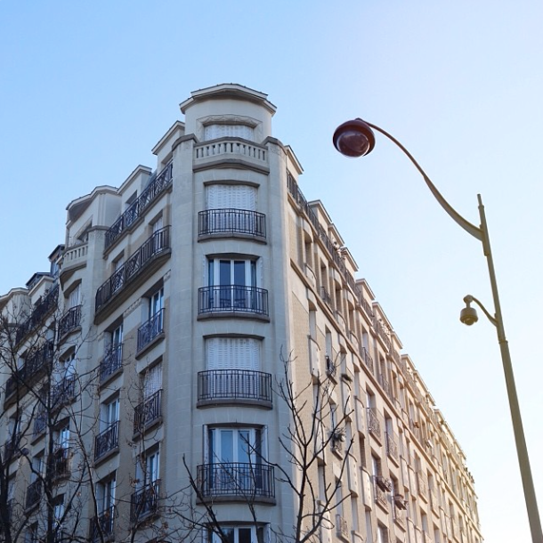 # Sunny day in Paris ☀️✨❄️  Audrey Leroy's Instagram: http://instagram.com/p/kKE3Y2DbwO/  #instagram #morning #sunnyday #architecture #paris