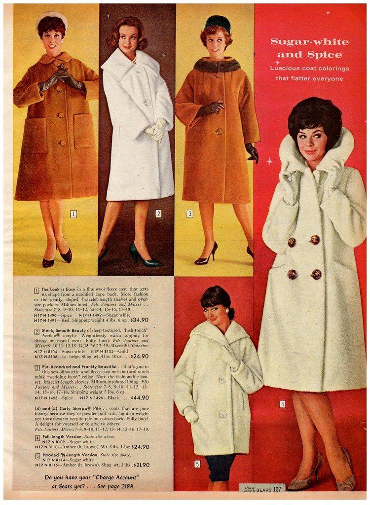 1961 Sears Wishbook Christmas Book