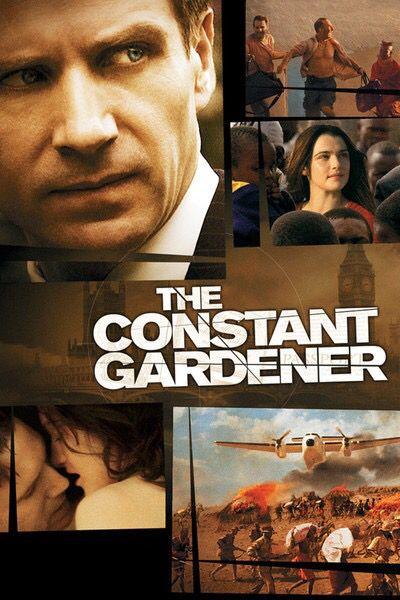 The Constant Gardener Os Incriveis Filme O Jardineiro Fiel