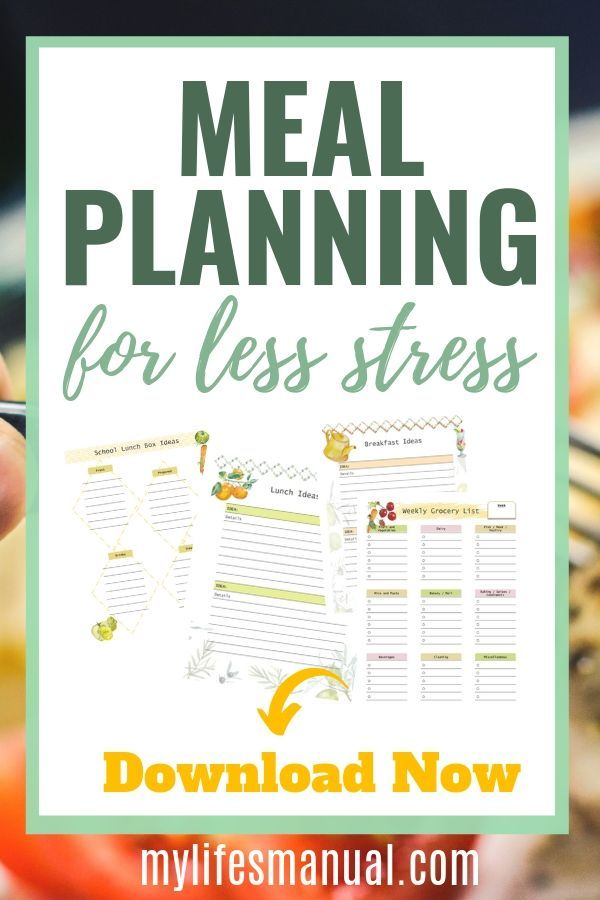 Meal Planning on a Budget for Busy Moms and Picky Eaters Kids images