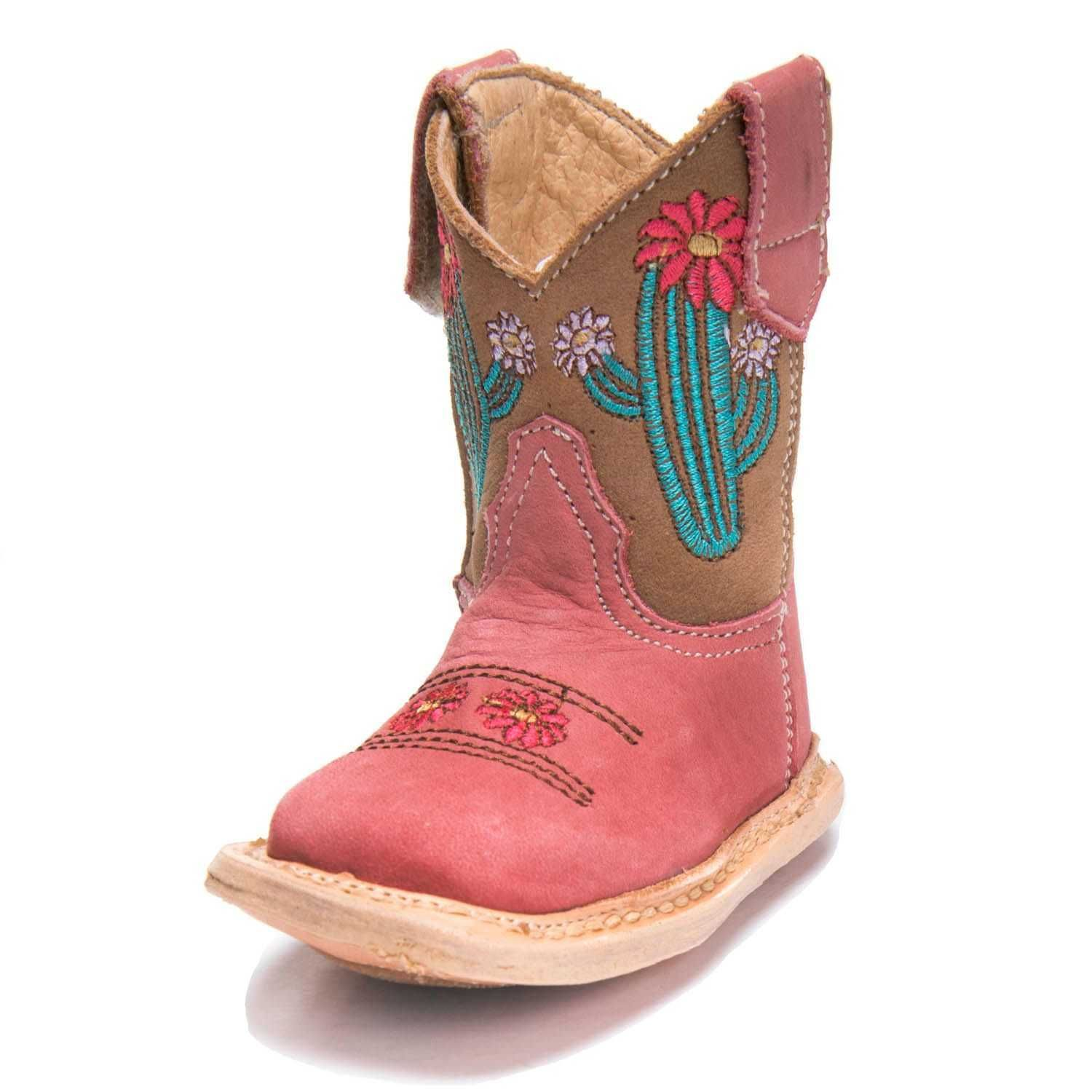 Baby girl cowboy boots