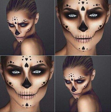 pinjen aragon on halloween costumes  halloween makeup