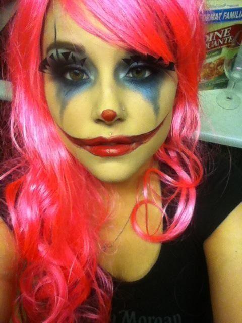 fa74481dc00f6d1820492197a3a523b7jpg (480×640) Makeup Mafia FX - clown ideas for halloween