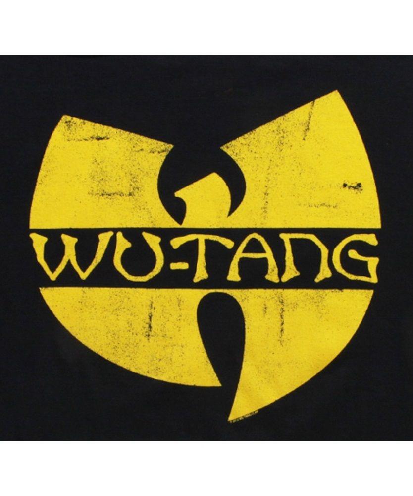 Wu Tang Clan Logo Pics Wu Tang Clan Classic Logo T Shirt Logo