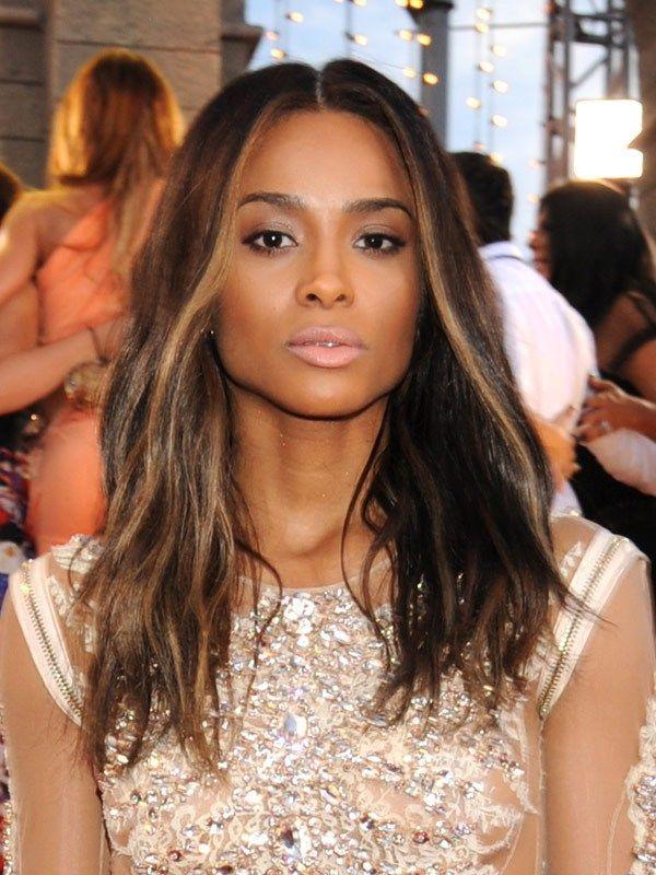 Elegant Hair Color African American