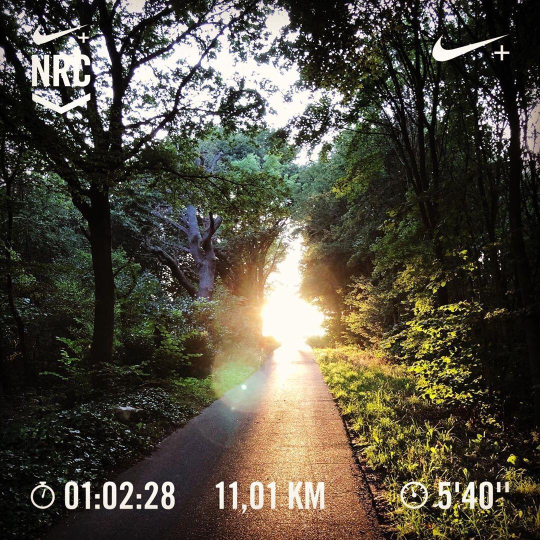 #laufliebe #yesIamrunning #nrc #instarunners #nikerunclub #running #fitdad #fitnessmotivation #behap...