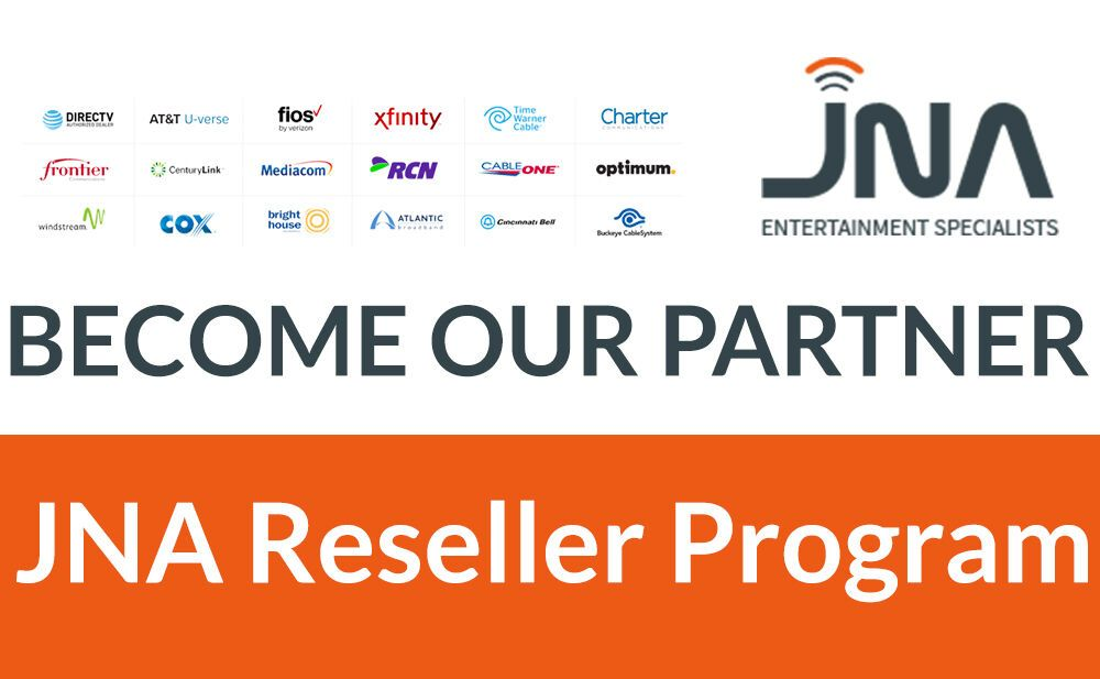Our Partner, It's Time To Consider The JNA Reseller