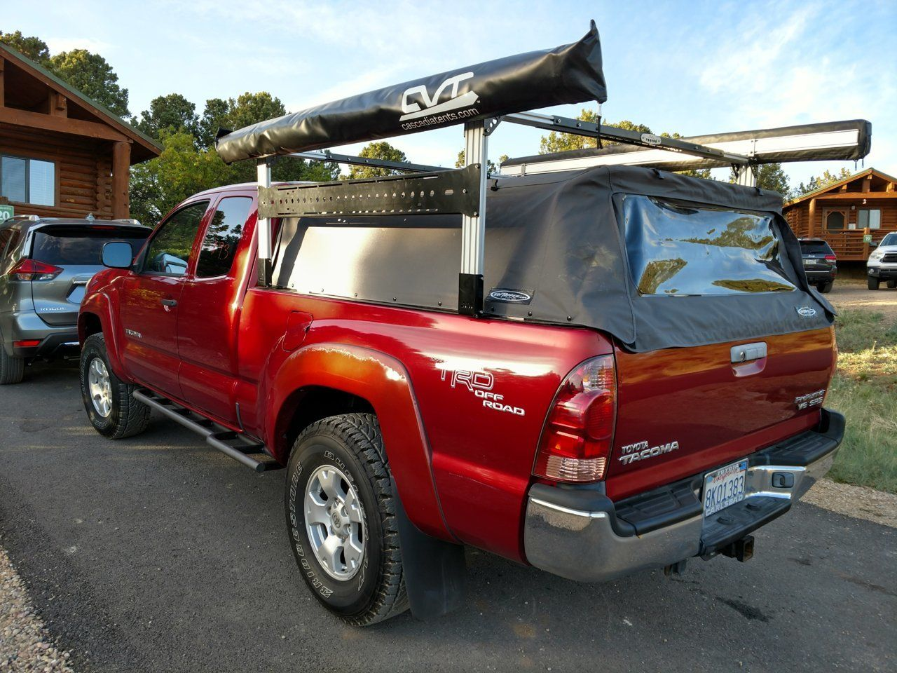 Tonneau Cover With Racks in 2020 (With images