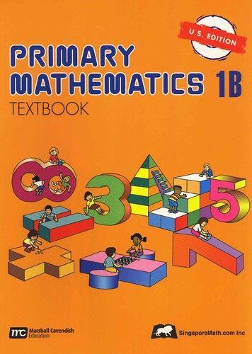 Primary Math Textbook 1b Us Edition First Grade Pinterest