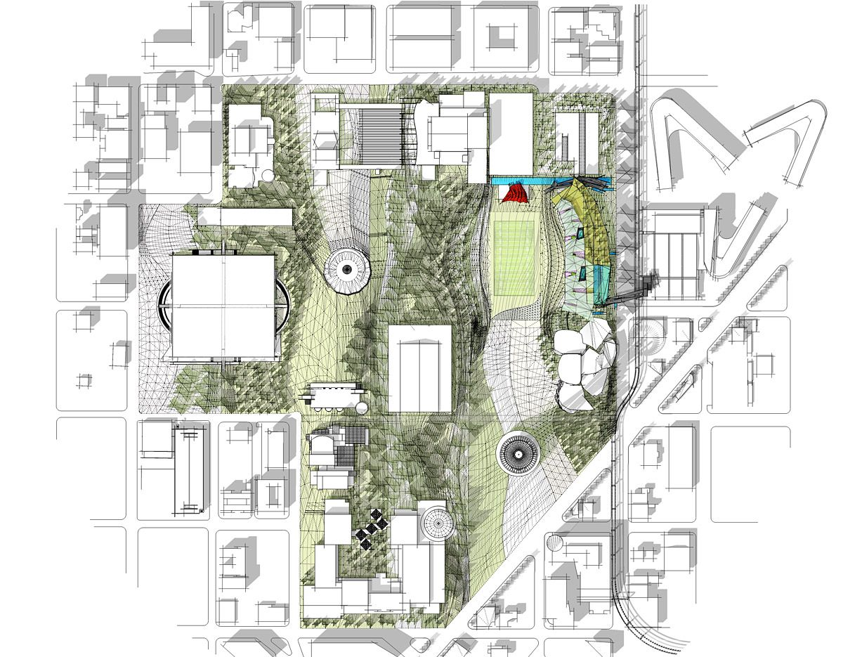 site plan architecture