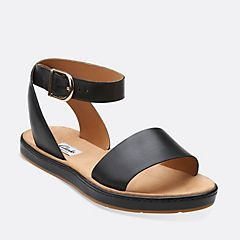 91988e35889 Get an on-trend look this summer with a sporty flatform women s sandal from  Clarks. Romantic Moon Black ...