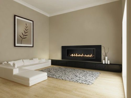 Amazing Ideas For Modern Kitchens With Fireplaces With Images