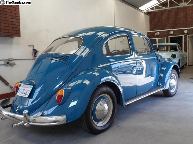 64 SEDAN restored in San Diego on samba 7/24 - no price, looking for best offer.