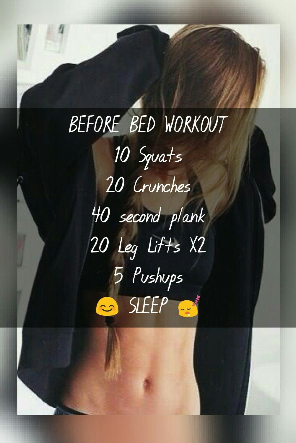 Should You Work Out BeforeBed