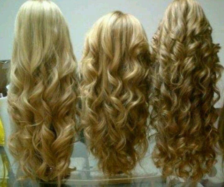 Love the curls!!!