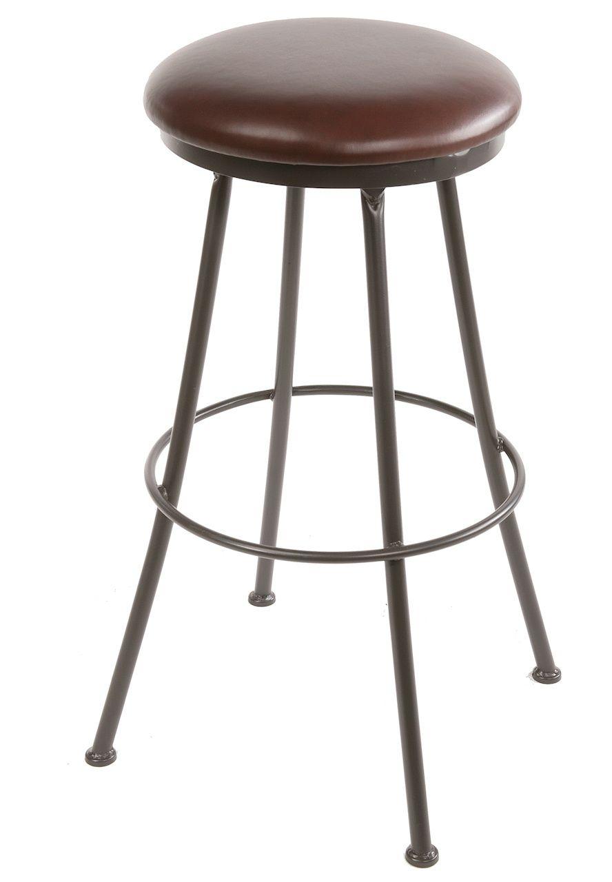 Unique Wrought Iron Bar Stools