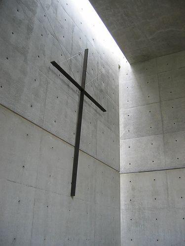 Chapel on Mount Rokko (1986) / Tadao Ando