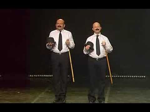 La Belgique musical, deux hommes