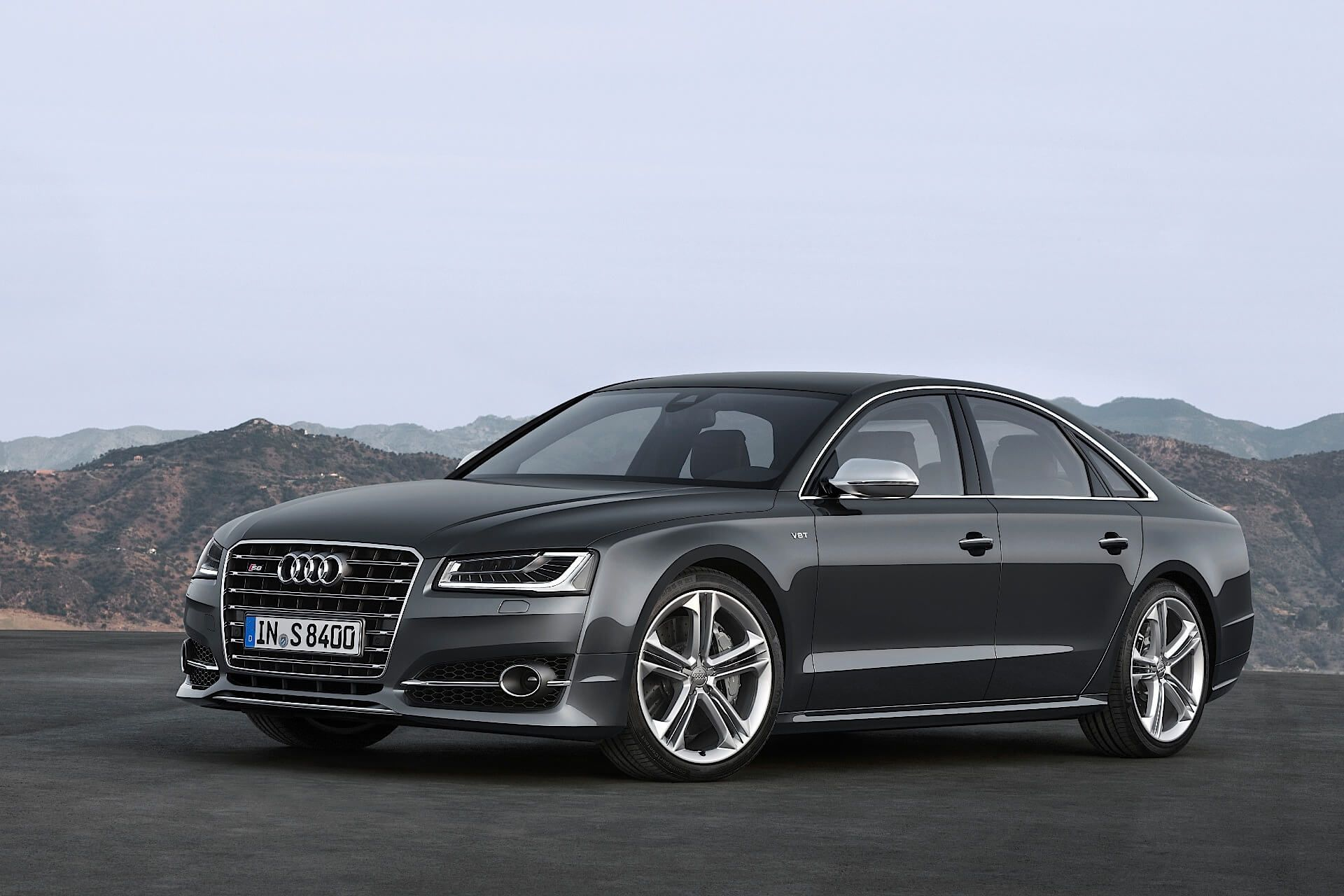 The Audi S8 plus provides the perfect balance between the potent