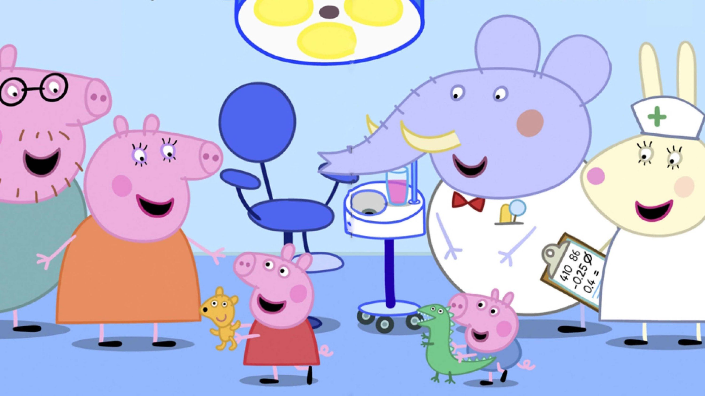 Peppa Pig Peppa Pig Dentist Trip Childrens Books