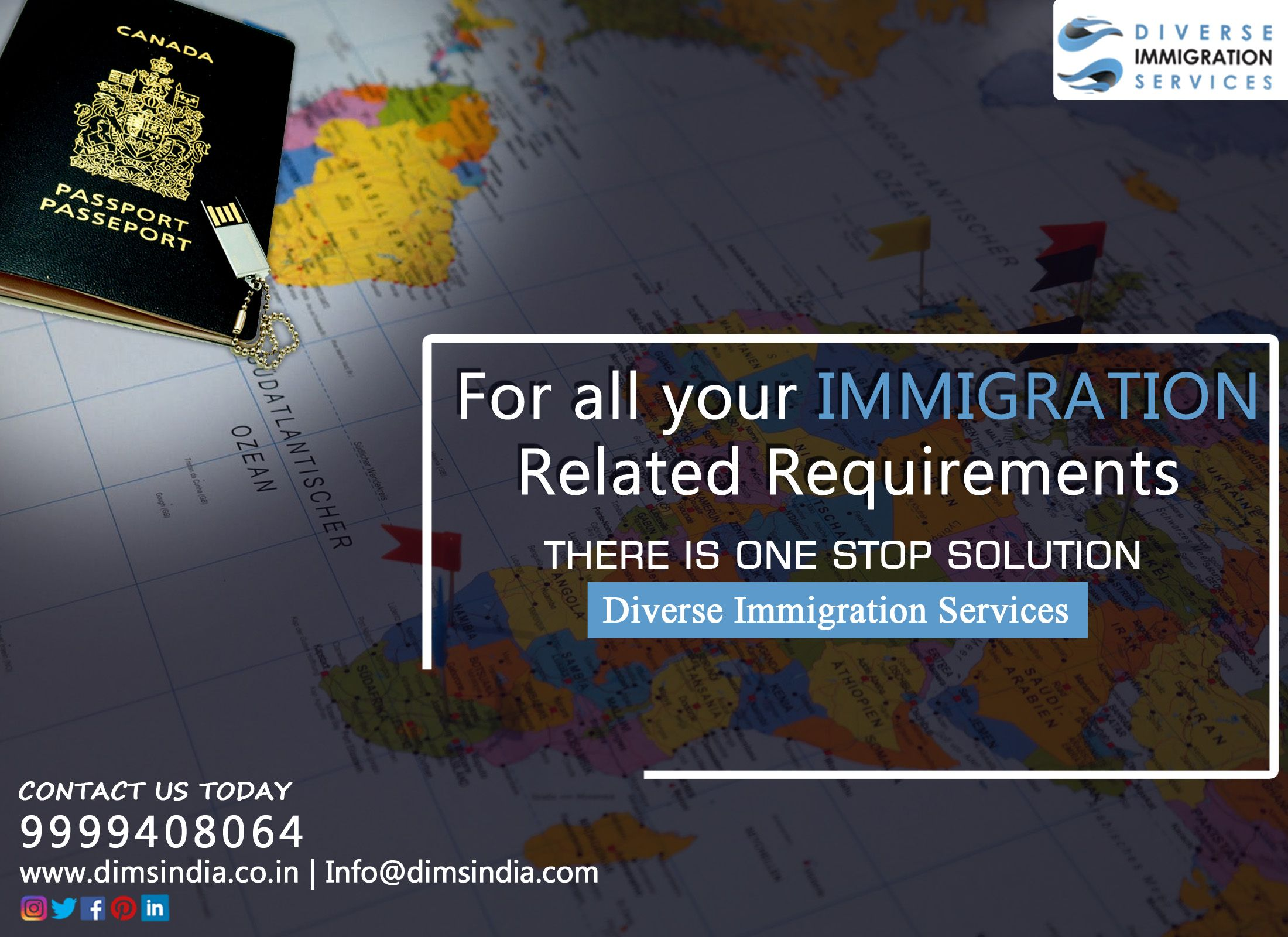 Pin on Diverse Immigration Services