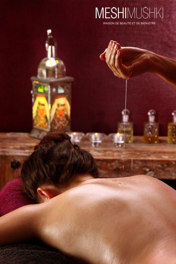 massage room and light