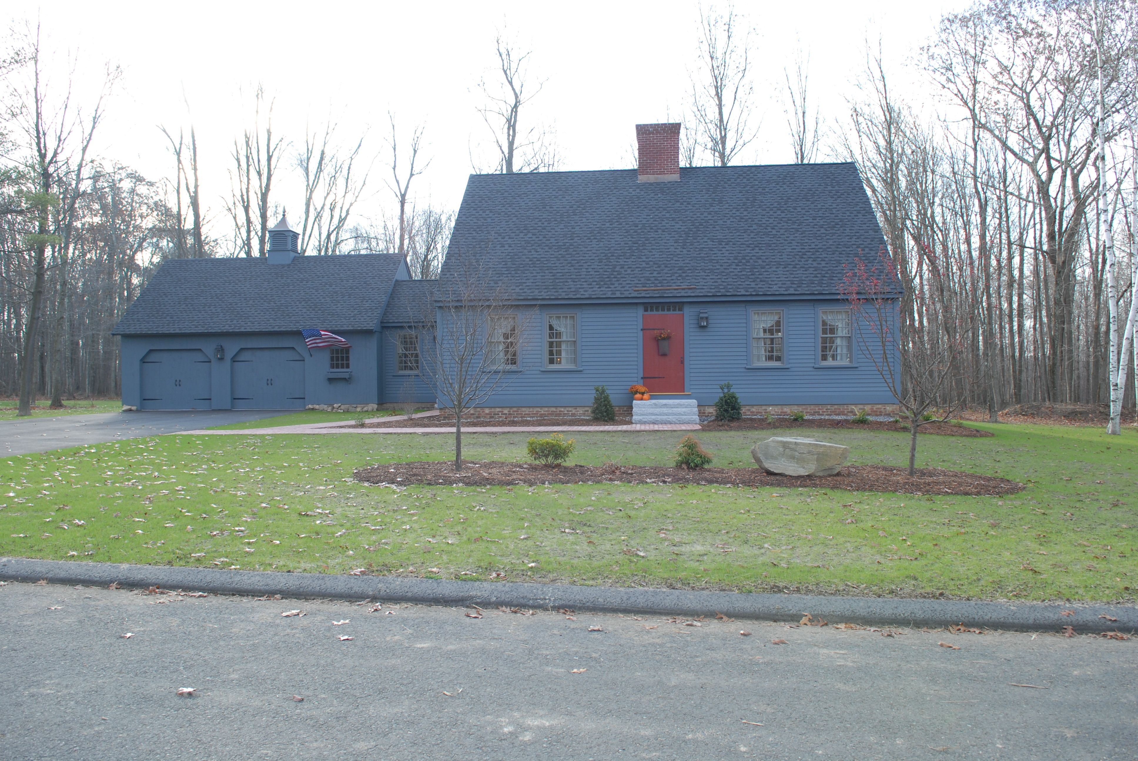 Another Early New England Homes Cape with
