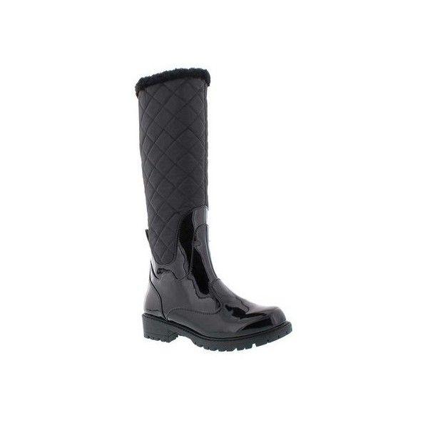 Black Boots Polyvore