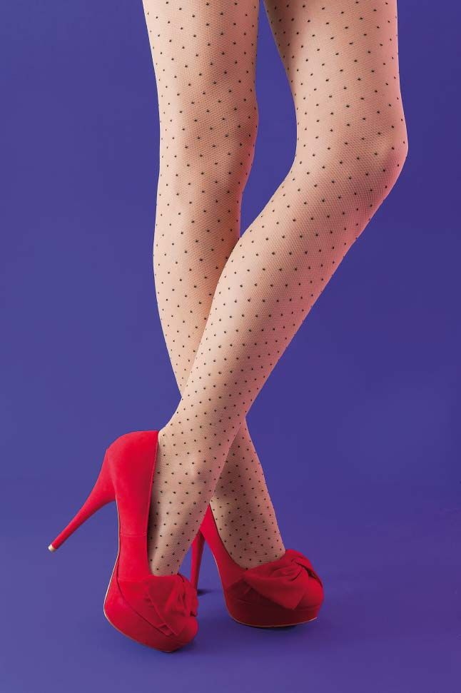 Wolford 'Rebecca' tights and  Carvela 'Aries' shoes, @Kurt Miller Miller Miller Miller Geiger