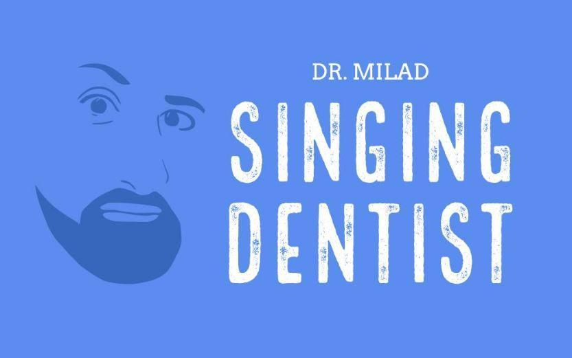 DENTAL NEWS: Who is The Singing Dentist aka Dr Milad Shadrooh?