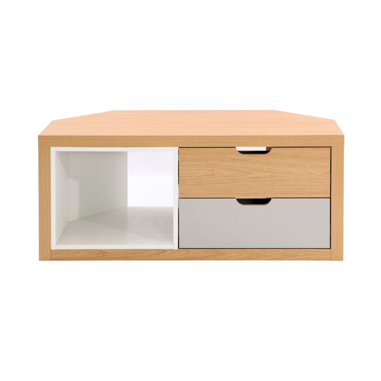 Our Siena Range Offers A Simple Scandinavian Inspired Look  # Meuble Blanc Tv Ikea