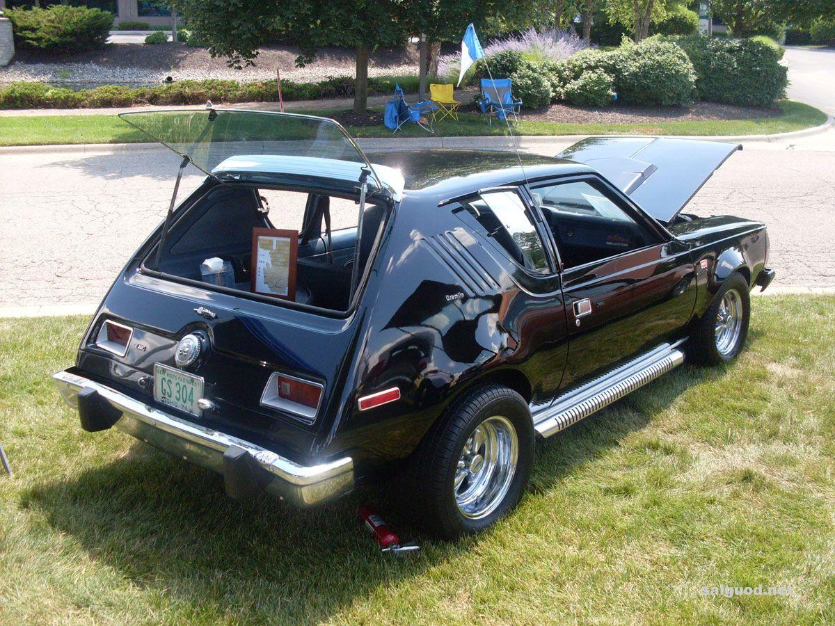 1974 Amc Gremlin Amc Gremlin Gremlin Car Gremlins