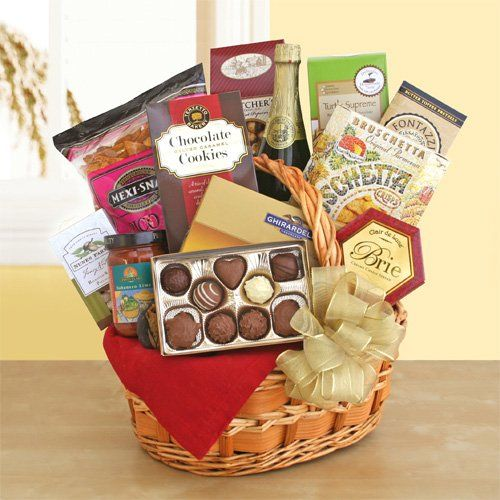 The Winning Collection Gourmet Snacks Gift Basket | Christmas Gift Idea - http://www.fivedollarmarket.com/the-winning-collection-gourmet-snacks-gift-basket-christmas-gift-idea/