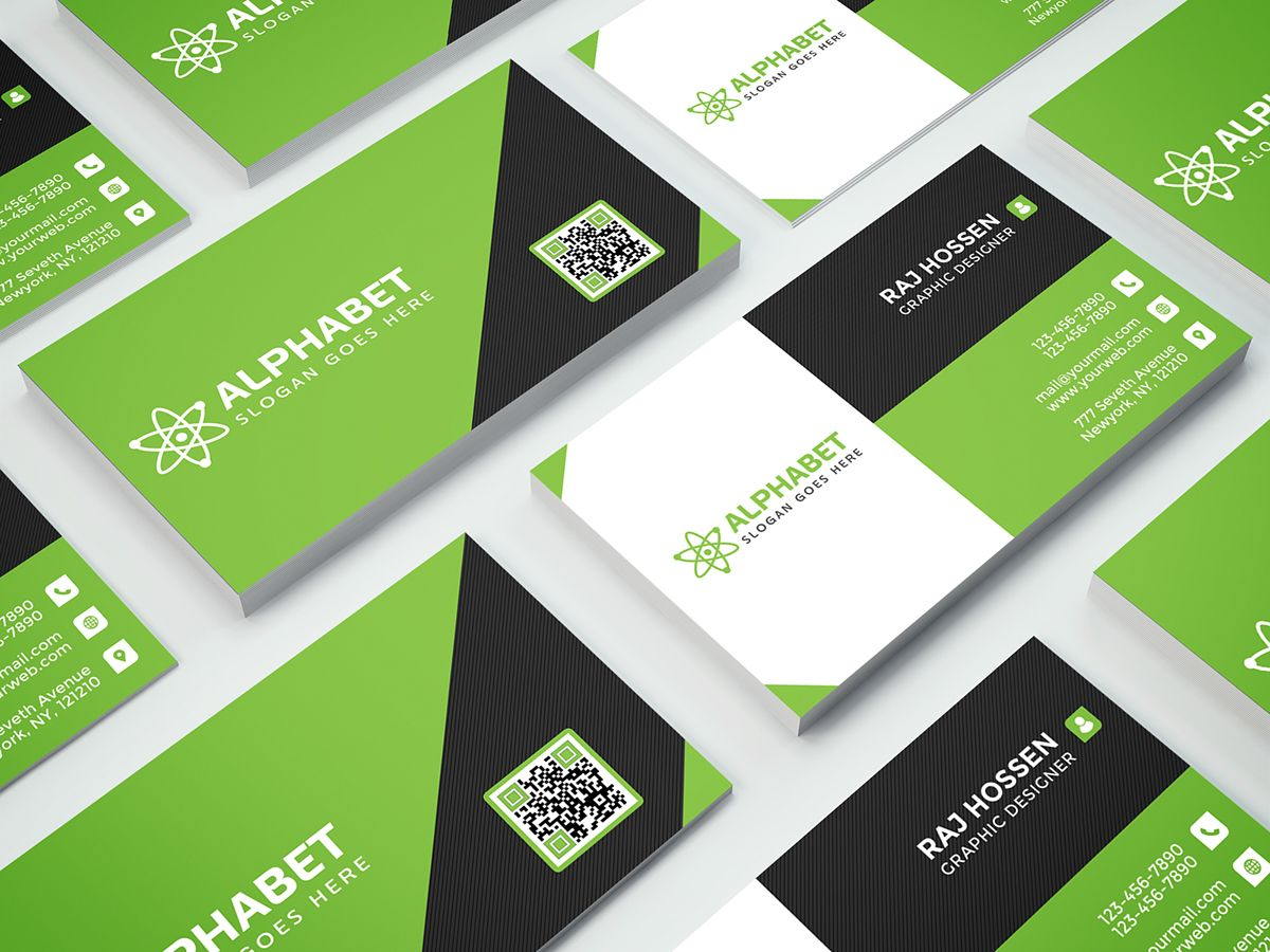 Features Easy Customizable And Editablebusiness Card Design In 3 75