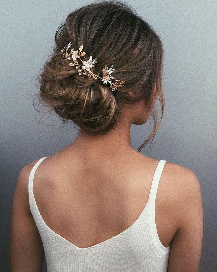 92 umwerfende wunderschöne Hochzeitsfrisuren für jede Braut   – H a i r s t y …