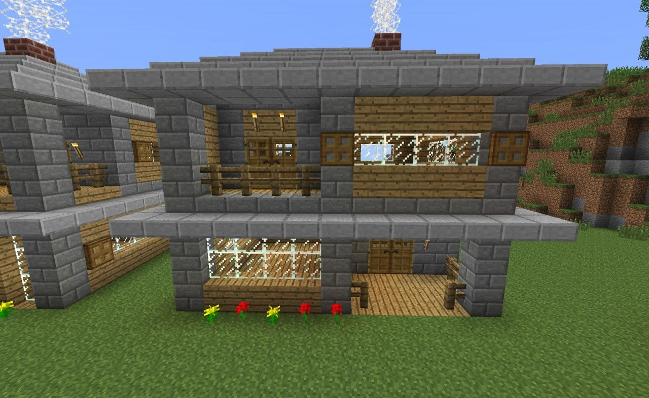 Minecraft house ideas google search minecraft ideas for Building on to my house