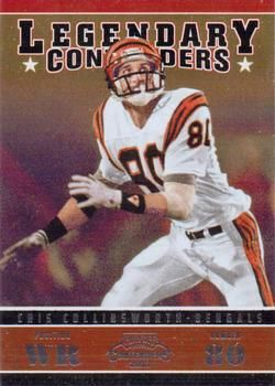 ccb2f81d The Trading Card Database | Cris Collinsworth Gallery | Who Dey ...