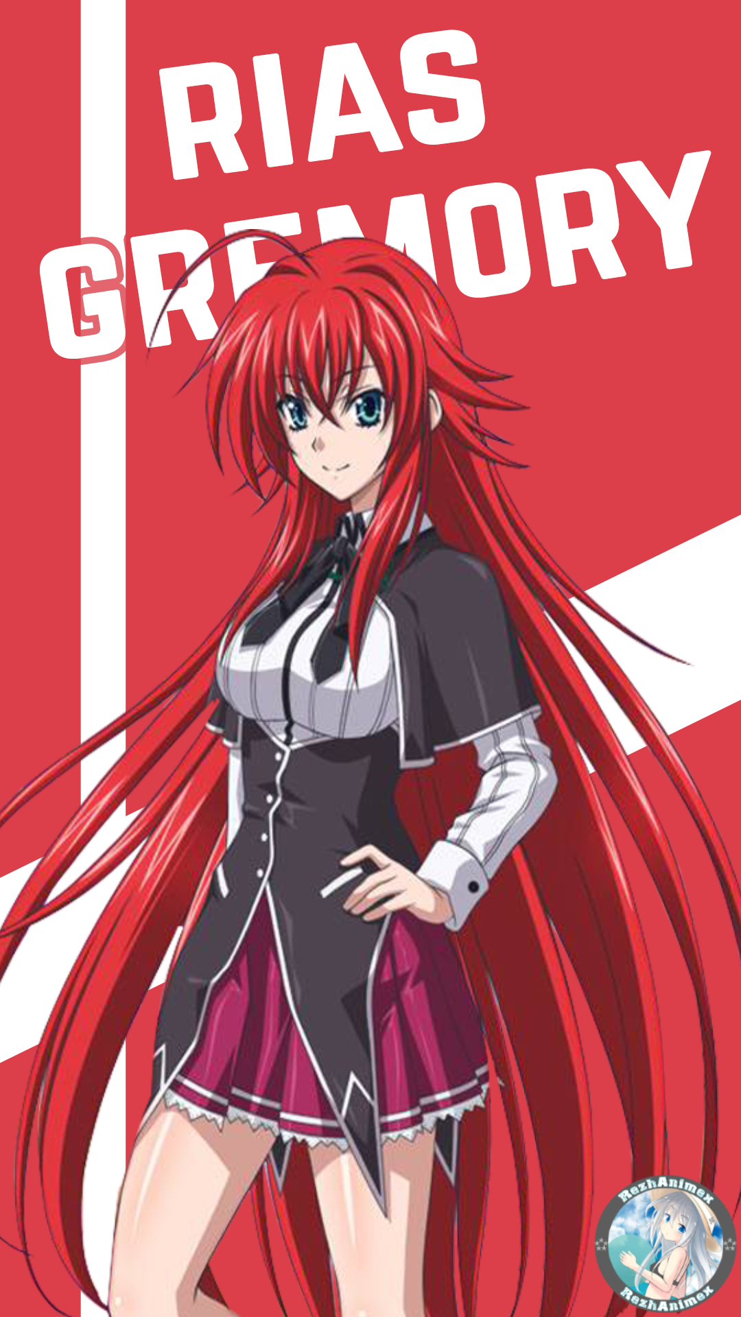 About Picture Character Name Rias Gremory